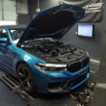 Snapper Rock Blue Metallic BMW F90 M5 By IND Distribution 14 120x120
