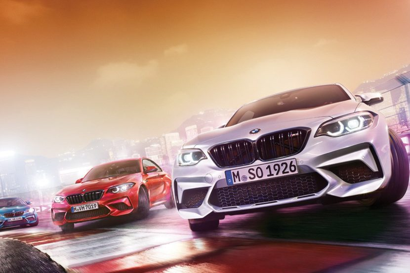 LEAKED: BMW M2 Competition photos and info