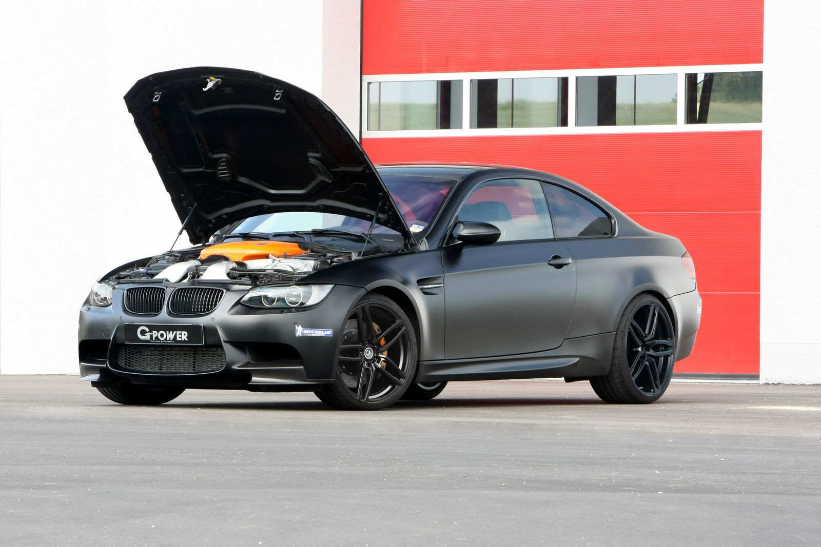 bmw m3 coupe tuning g power 1