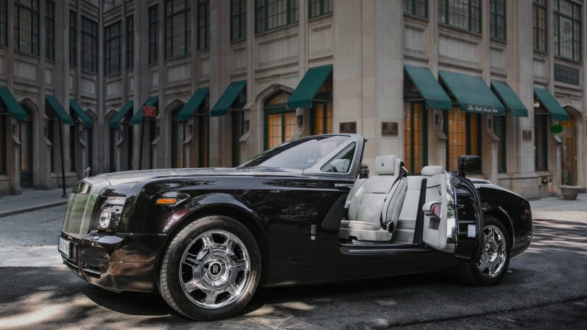 rolls royce drophead coupe by vilner 830x467