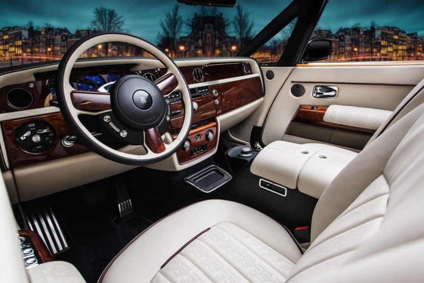 rolls royce drophead coupe by vilner4 830x553