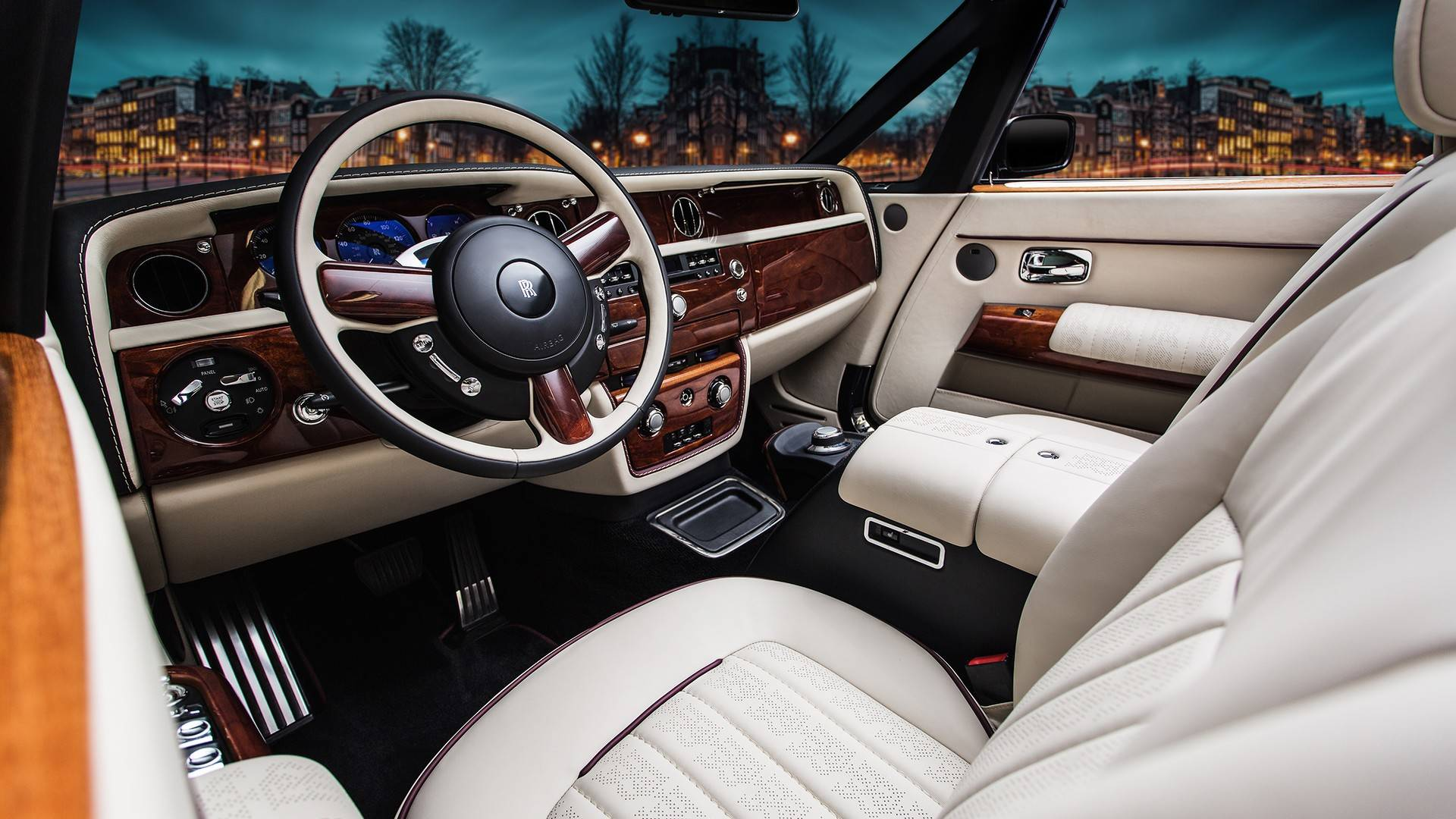 rolls royce drophead coupe by vilner4