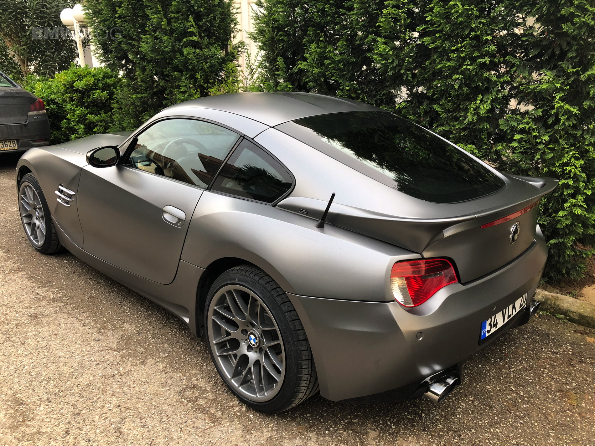 This Bmw Acs4 Z4 Coupe By Ac Schnitzer Is A Beauty