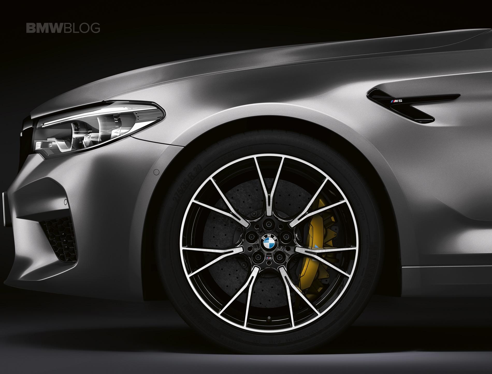 WORLD PREMIERE: BMW M5 Competition -- Harder, Sharper, Faster
