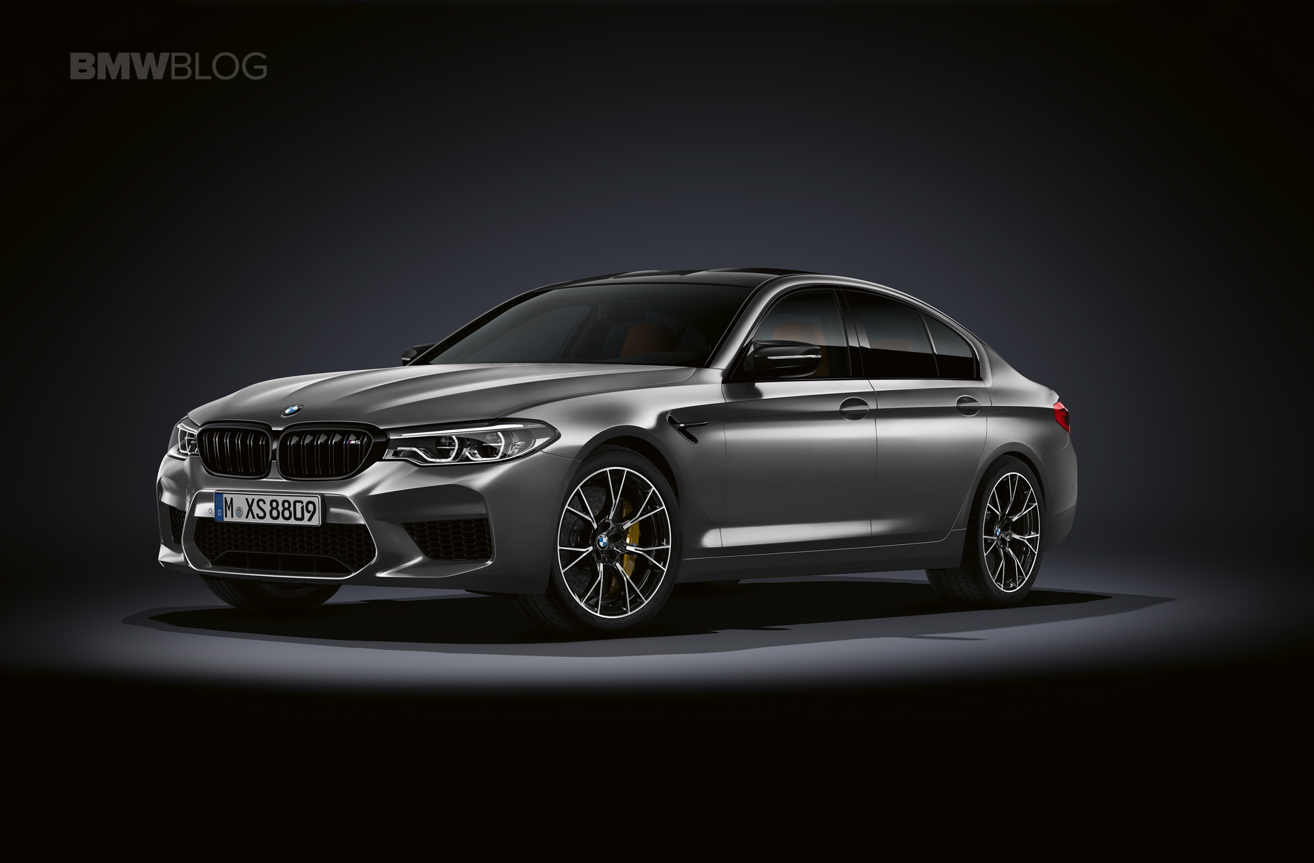 2018 BMW F90 M5 Competition 07