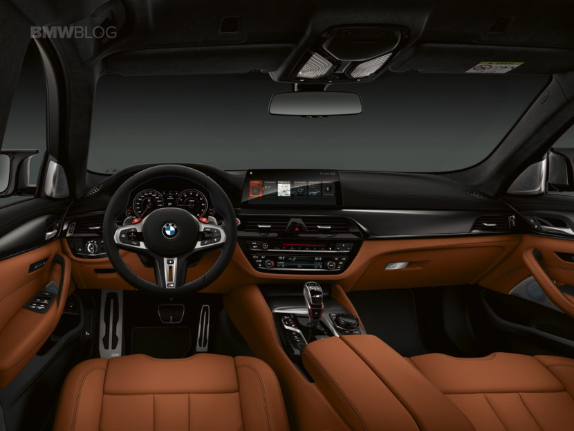 2018 BMW F90 M5 Competition 14 830x623