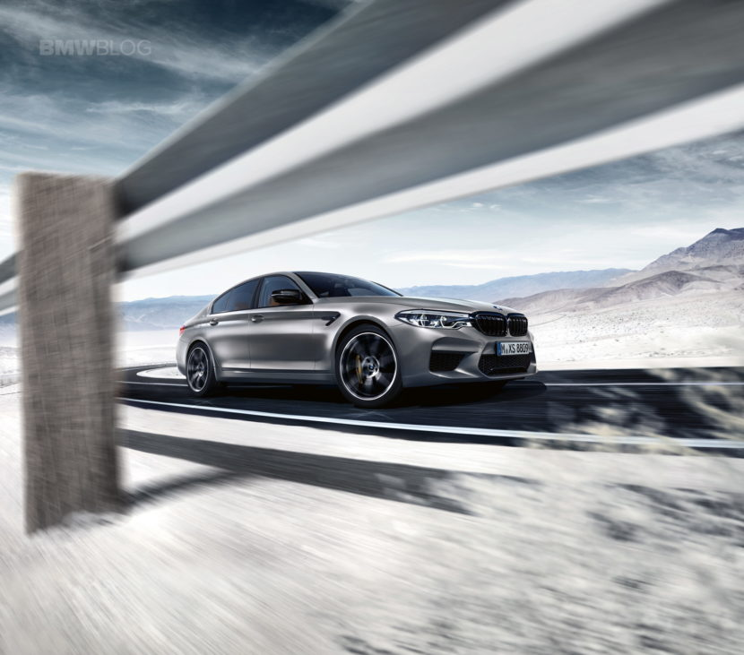 Video: BMW F90 M5 Goes For Nurburgring Lap, Madness Ensues