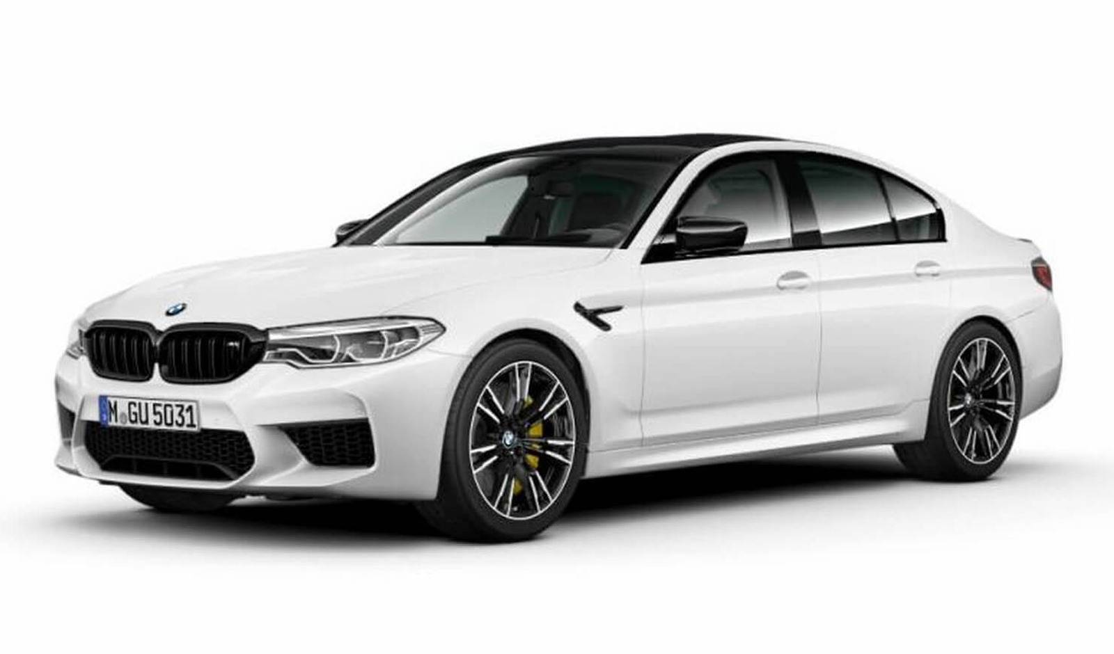 Leaked Bmw M5 Competition Package Details And Specs