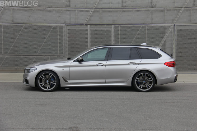 first drive 2018 bmw m550d xdrive touring. Black Bedroom Furniture Sets. Home Design Ideas