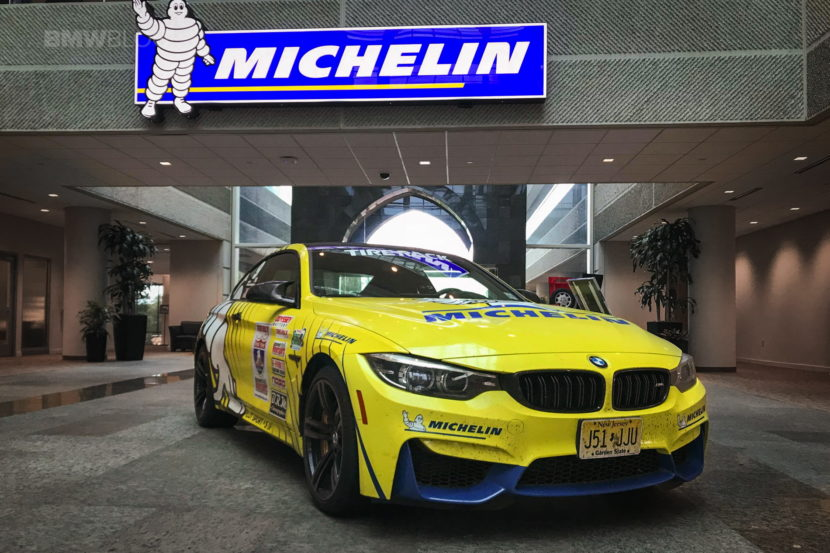 BMW M4 Competition Package brings home a class victory in 2018 Tire Rack One Lap of America