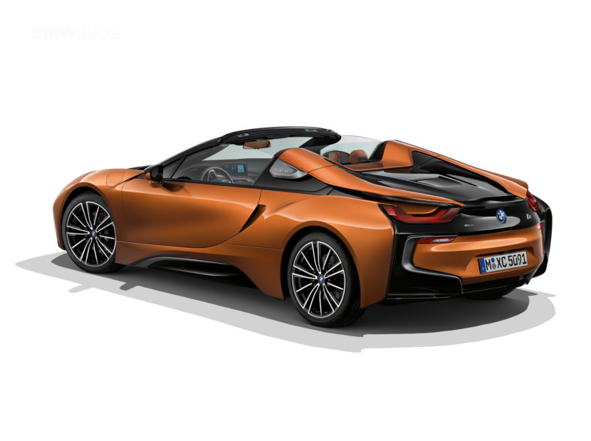 Aerodynamics package for the BMW i8 Roadster 01 830x619