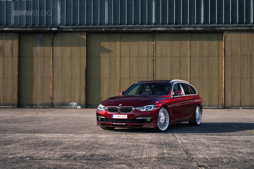 Alpina D3 Biturbo Touring Aventura Red 07 830x553