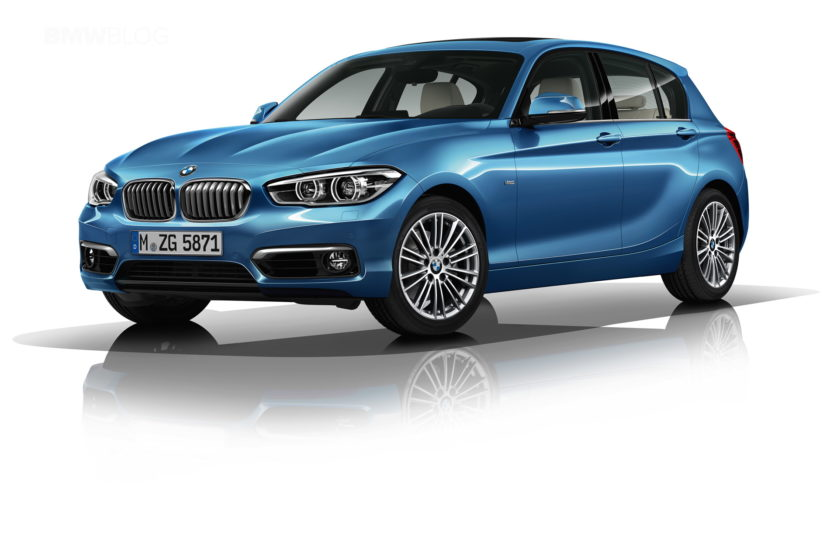 BMW introduces the 1 Series Edition Metropolitan