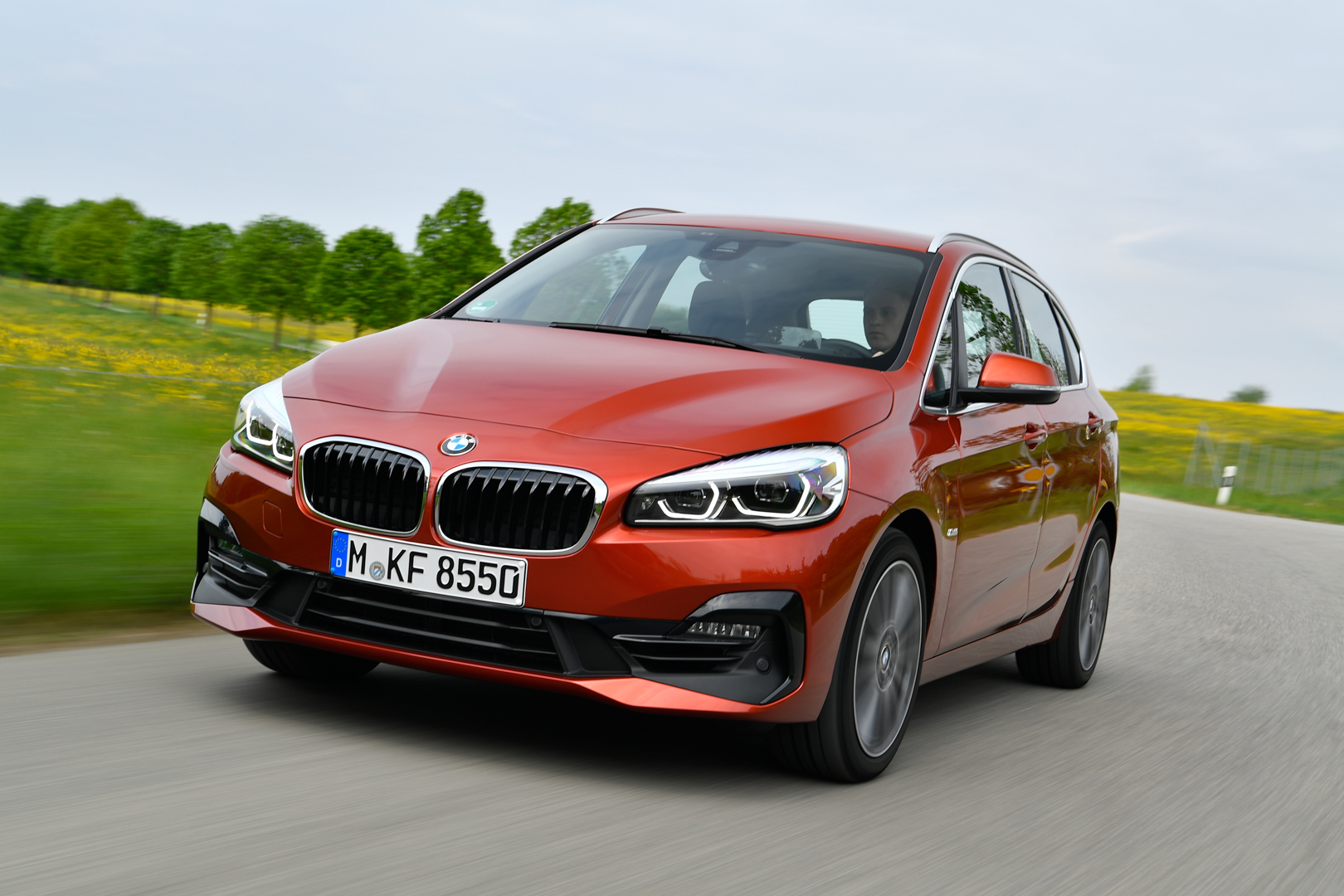 BMW 2 Series Active Tourer LCI Facelift 10