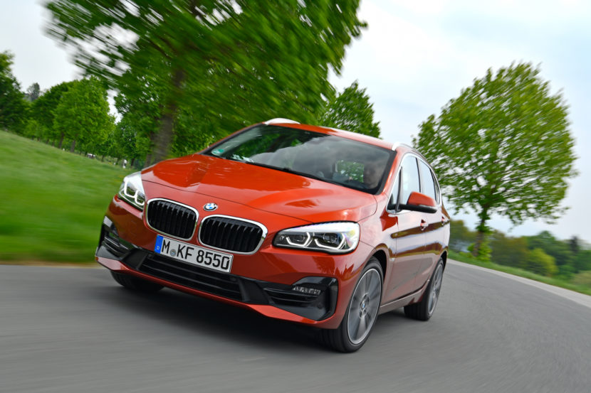 BMW 2 Series Active Tourer LCI Facelift 11 830x553