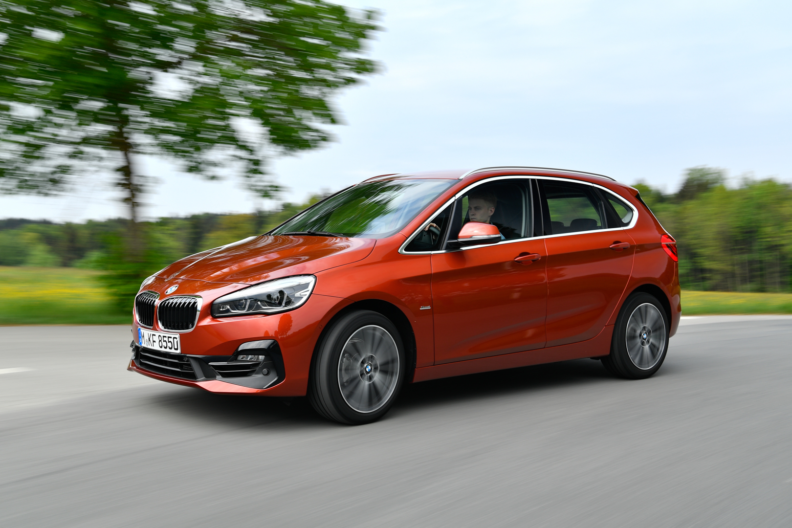 BMW 2 Series Active Tourer LCI Facelift 14