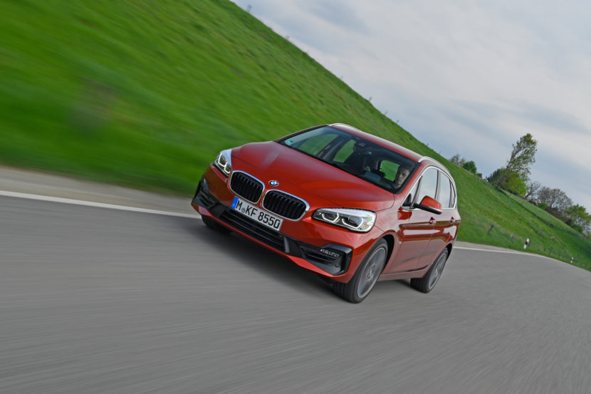 BMW 2 Series Active Tourer LCI Facelift 25 830x553