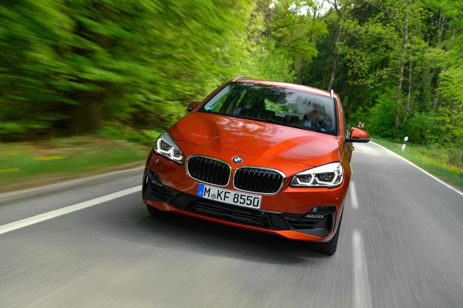BMW 2 Series Active Tourer LCI Facelift 27
