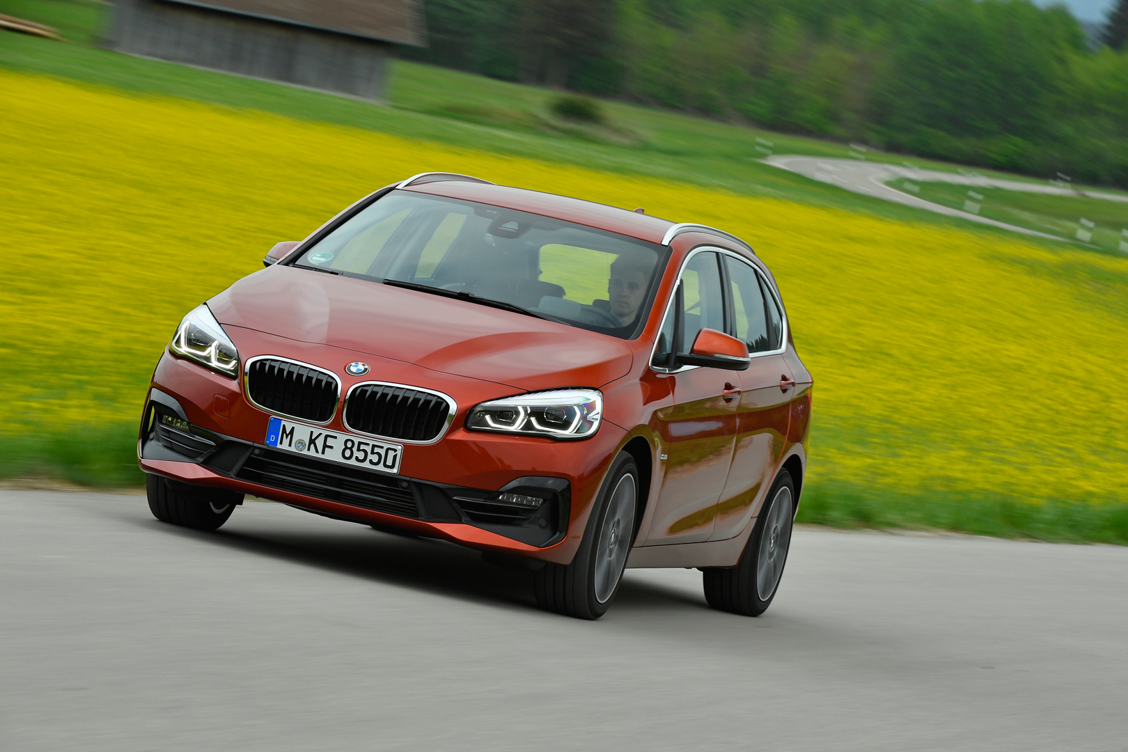 BMW 2 Series Active Tourer LCI Facelift 30