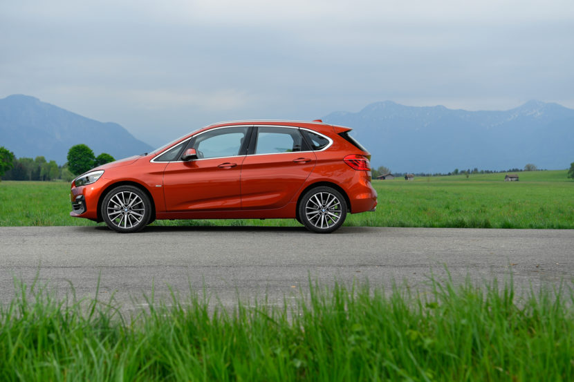 BMW 2 Series Active Tourer LCI Facelift 35 830x553