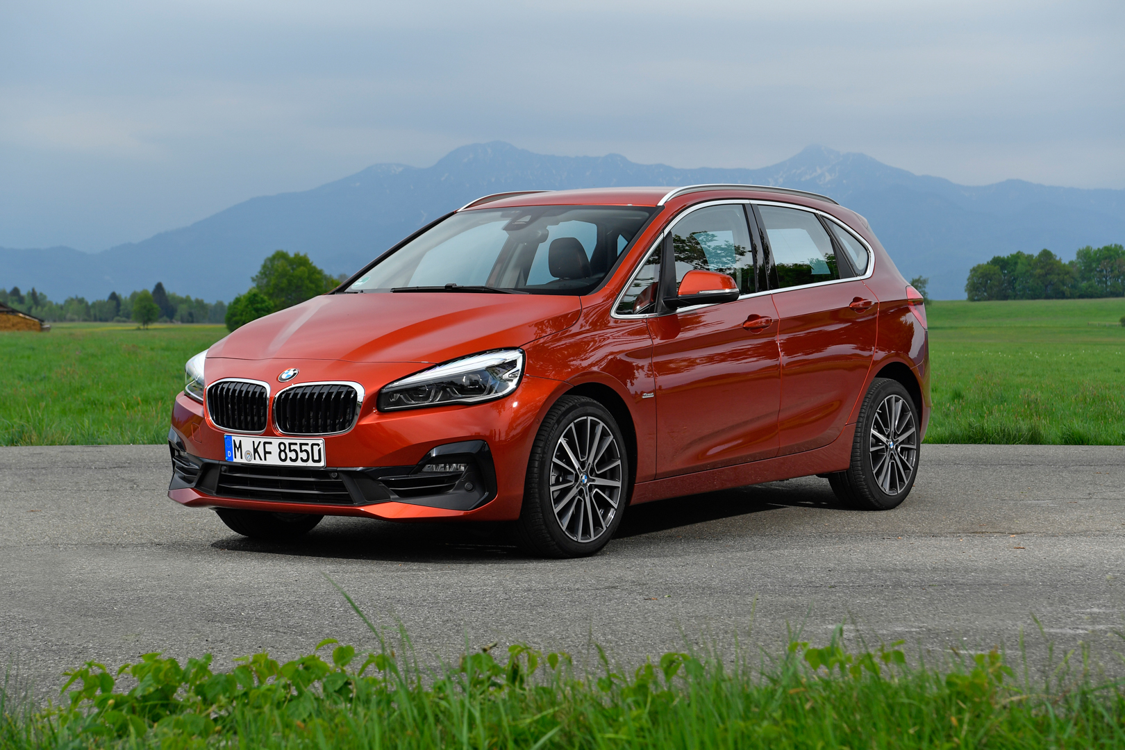 BMW 2 Series Active Tourer LCI Facelift 37