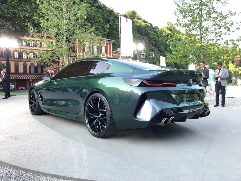 BMW Concept M8 Gran Coupe Live Concorso dEleganza 8 830x623