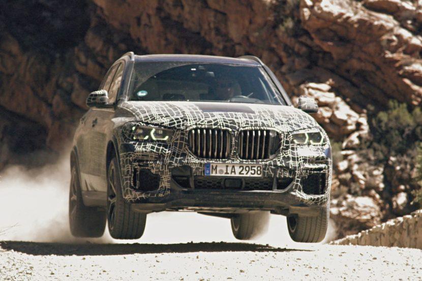 BMW G05 X5 Prototype Testing 3 830x553