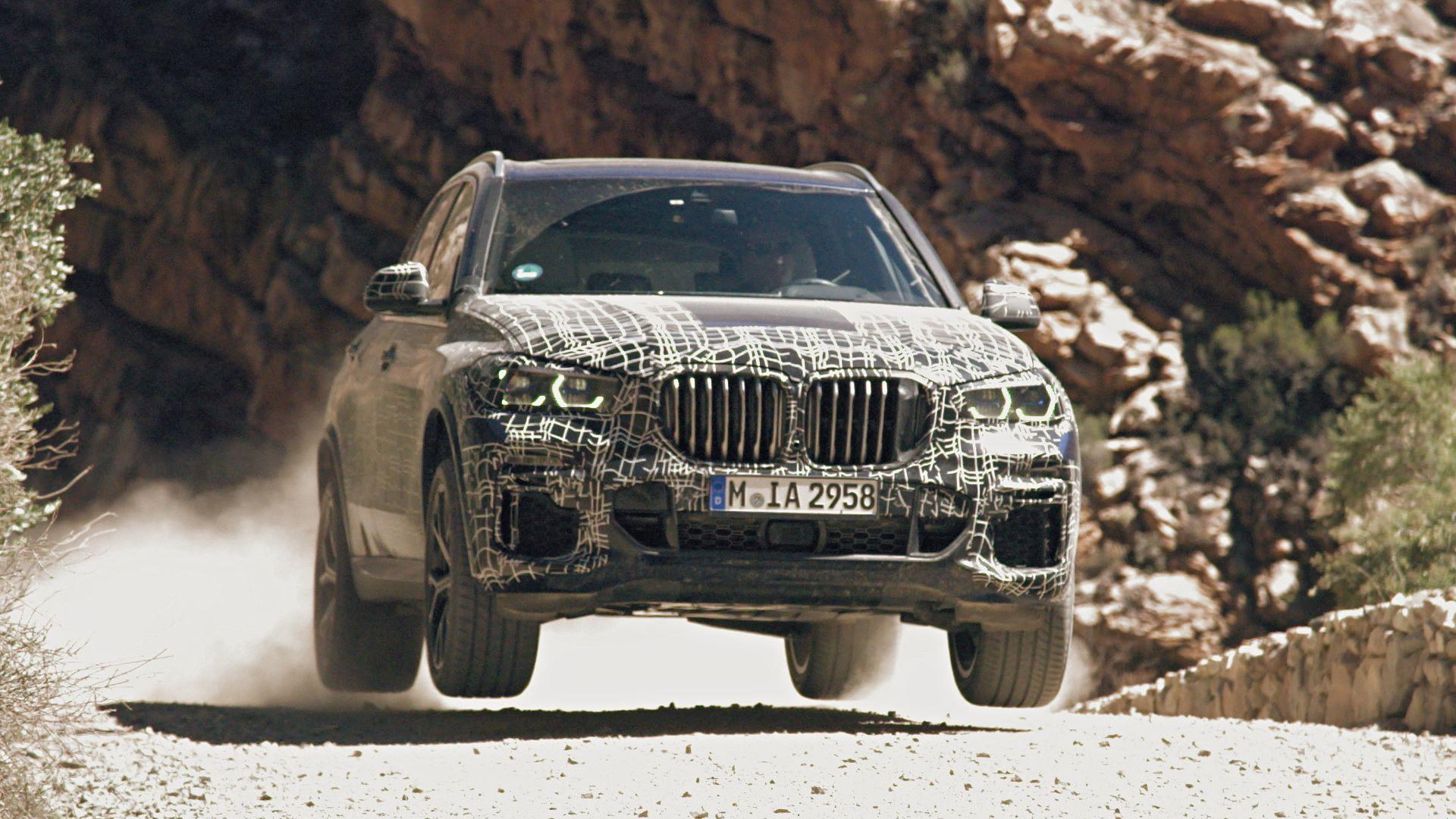 BMW G05 X5 Prototype Testing 3