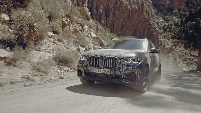 BMW G05 X5 Prototype Testing 4 830x467