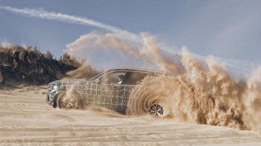 BMW G05 X5 Prototype Testing 5 830x467