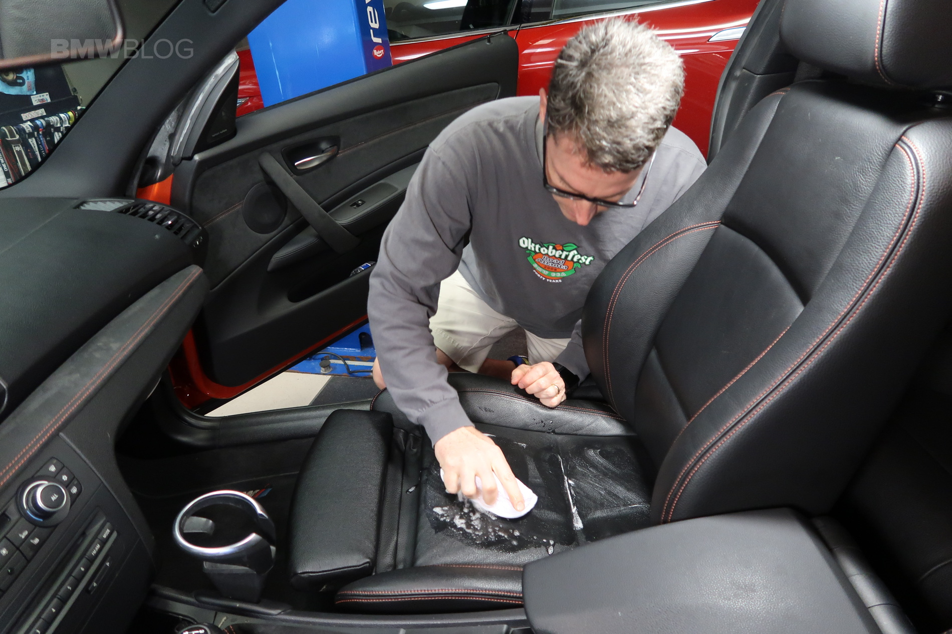 Clean Renew And Protect Your Bmw Leather Interior With These Tips