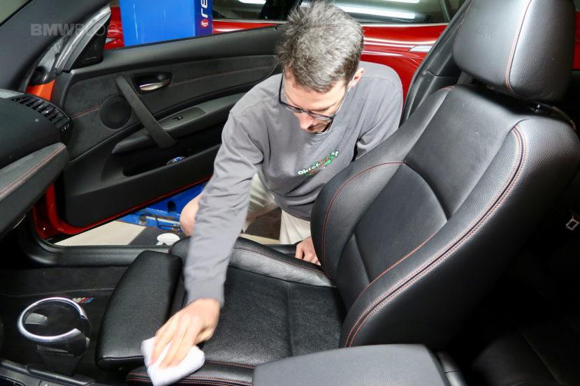 BMW LEXOL cleaning detailing 19 830x553