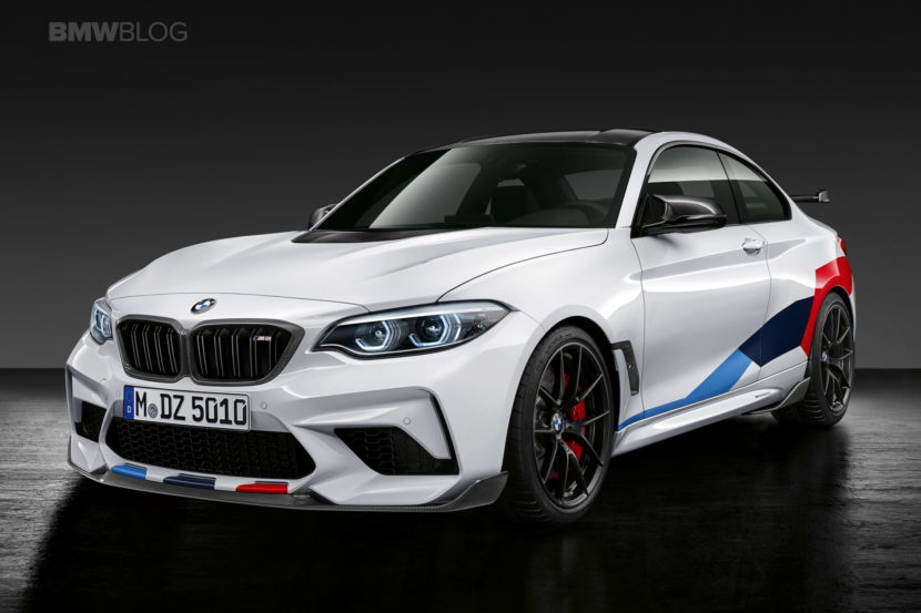 BMW M2 Competition M Performance Parts 02 830x553