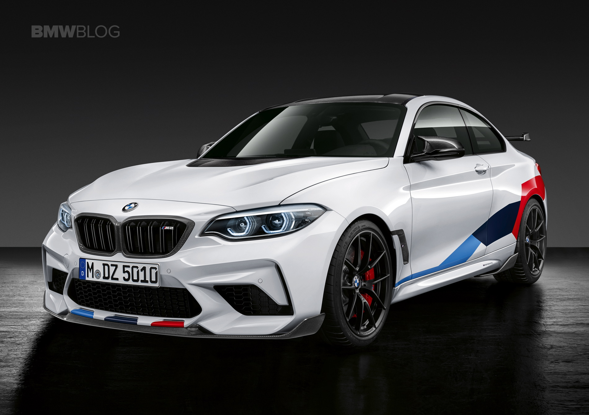 Bmw M2 Competition Gets New M Performance Parts