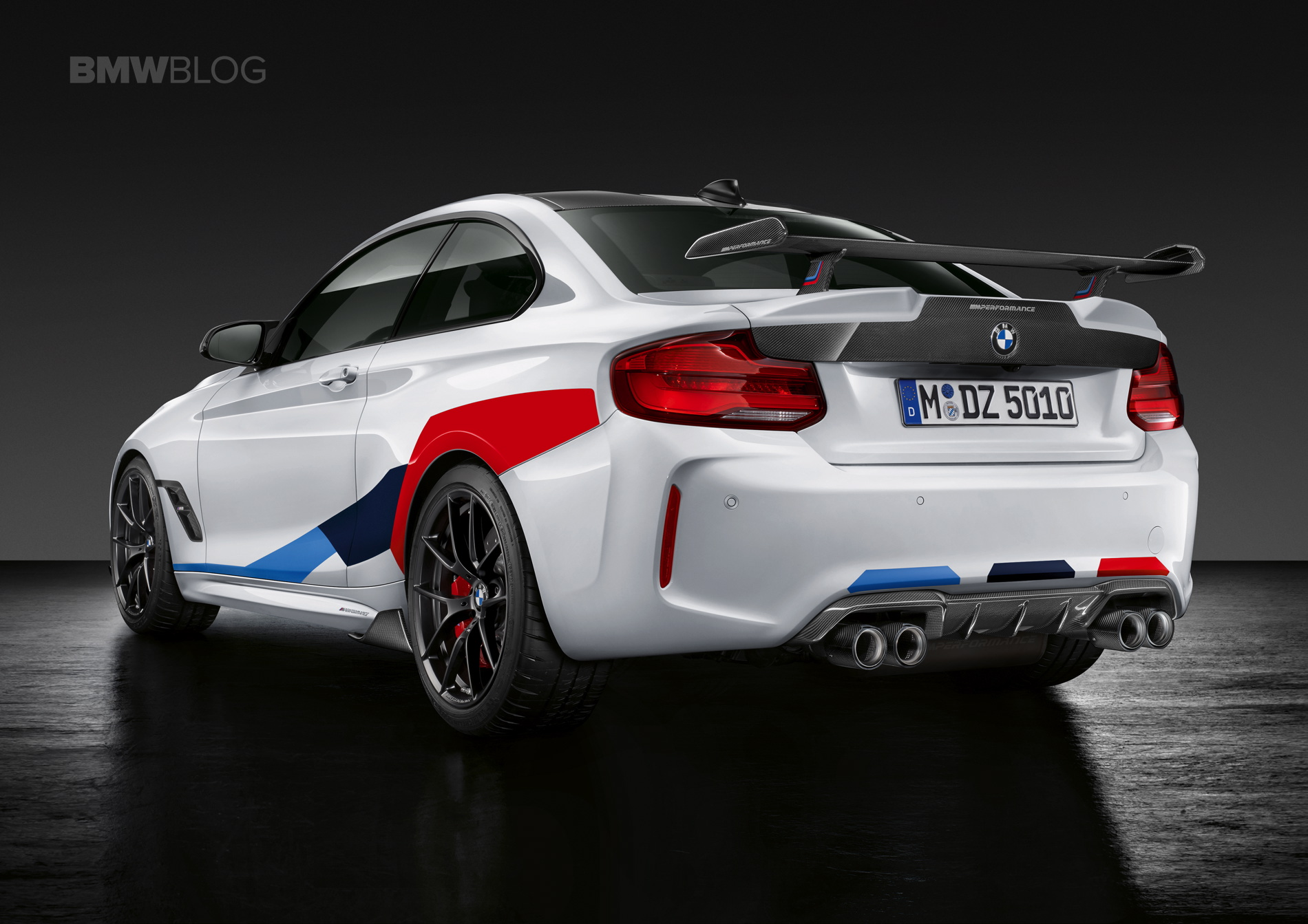 BMW M2 Competition M Performance Parts 03