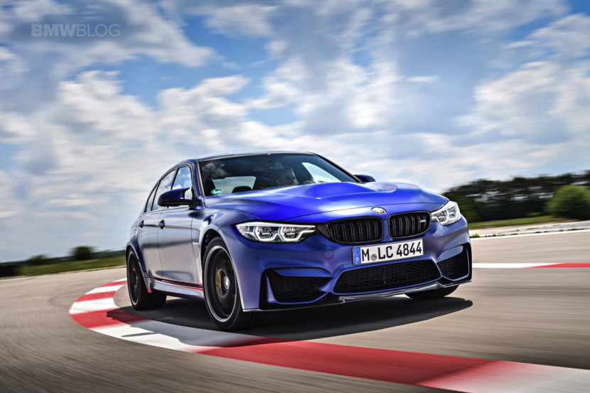 BMW M3 CS test drive review 18 830x553