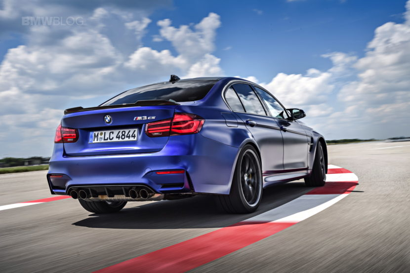 BMW M3 CS test drive review 19 830x553