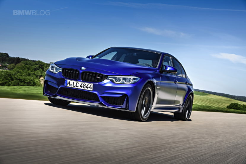 BMW M3 CS test drive review 36 830x553