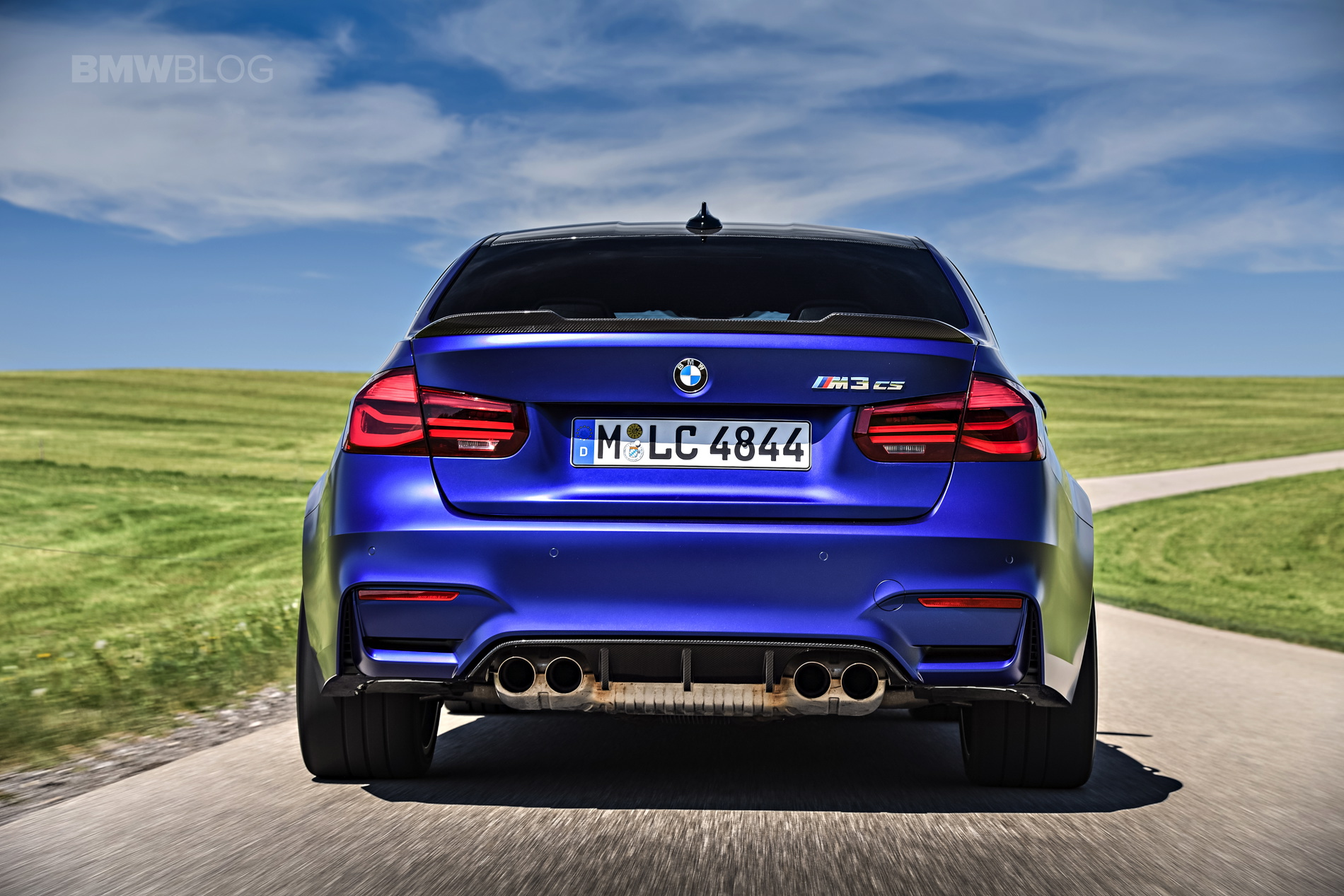 The Biggest Change For The Next Bmw M3 Needs To Be The Noise