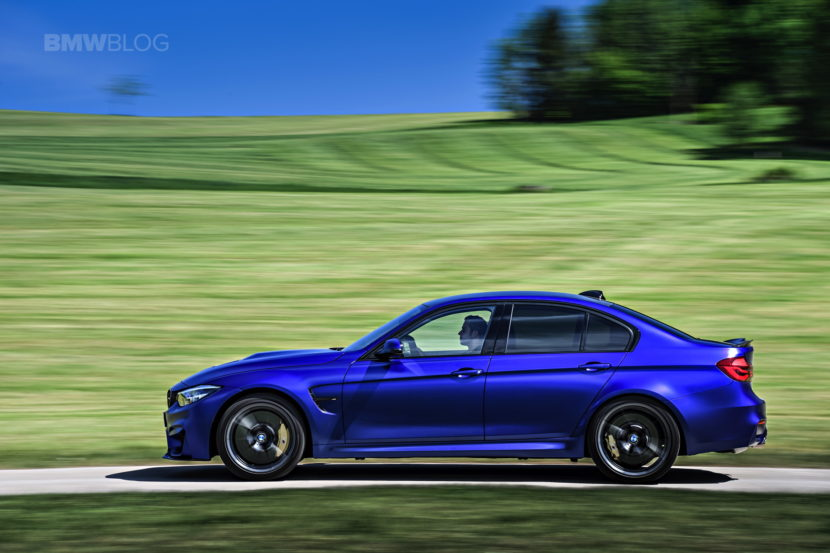 BMW M3 CS test drive review 48 830x553