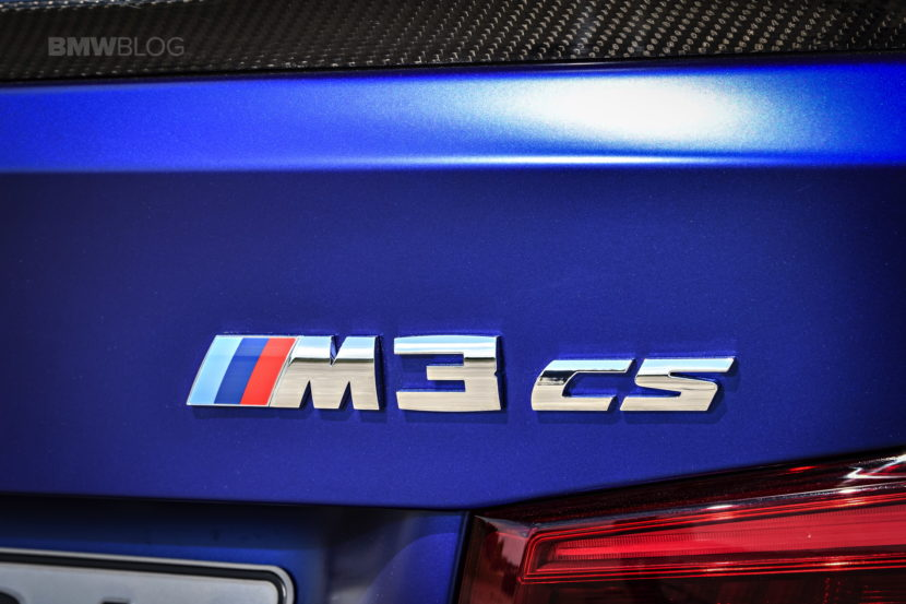 BMW M3 CS test drive review 62 830x553