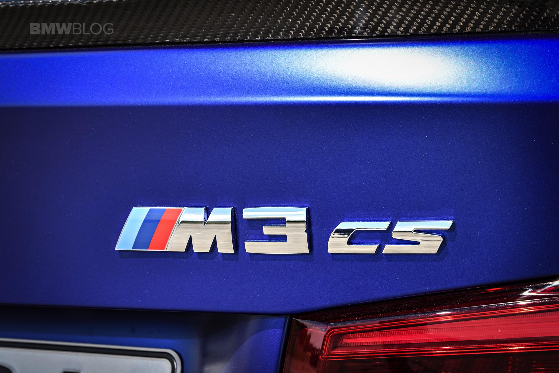 BMW M3 CS test drive review 62