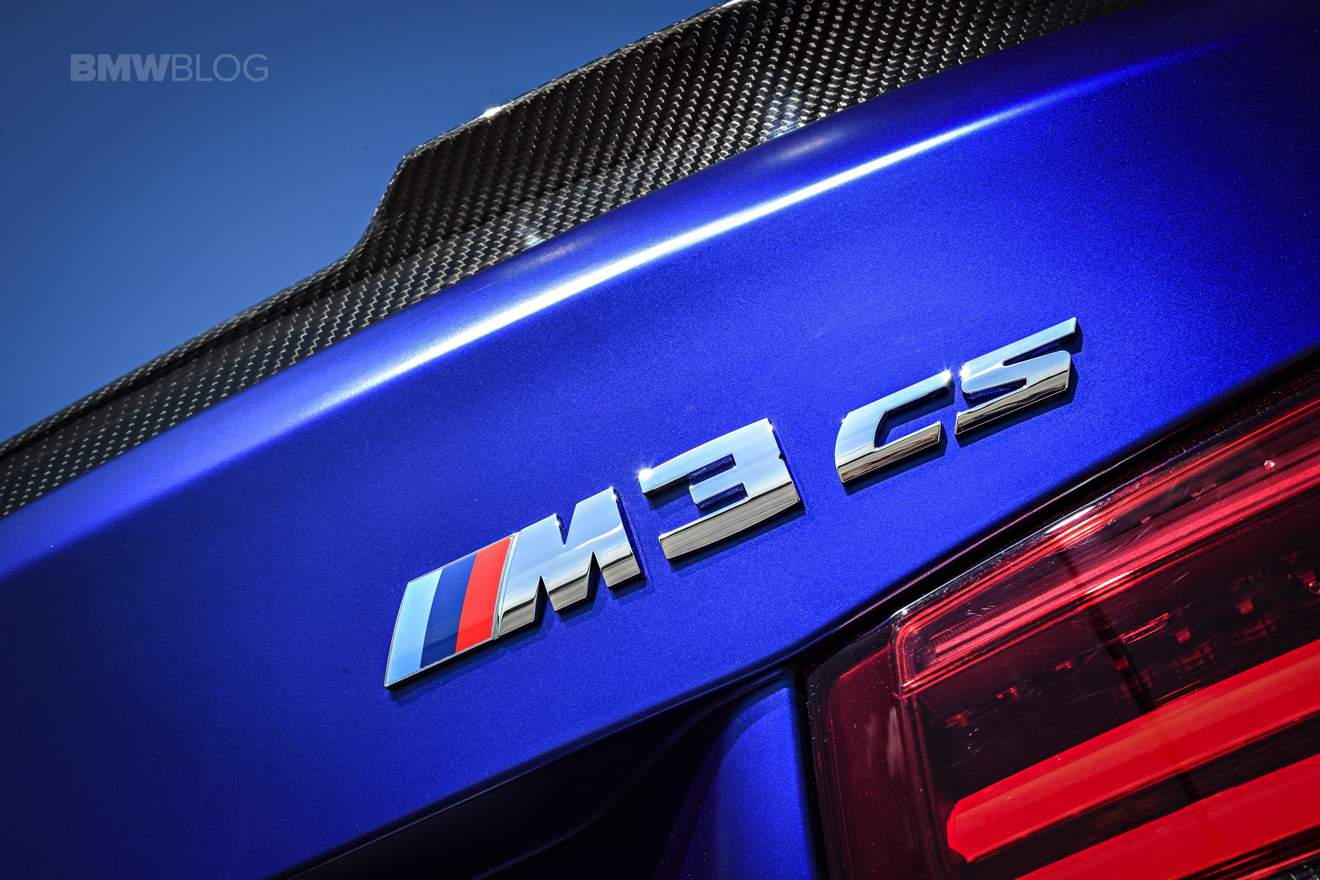 BMW M3 CS test drive review 63
