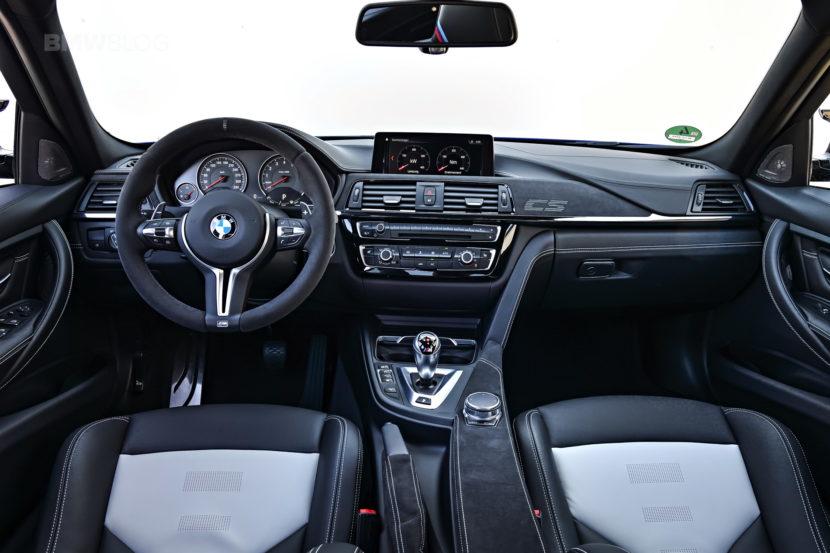 BMW M3 CS test drive review 64 830x553