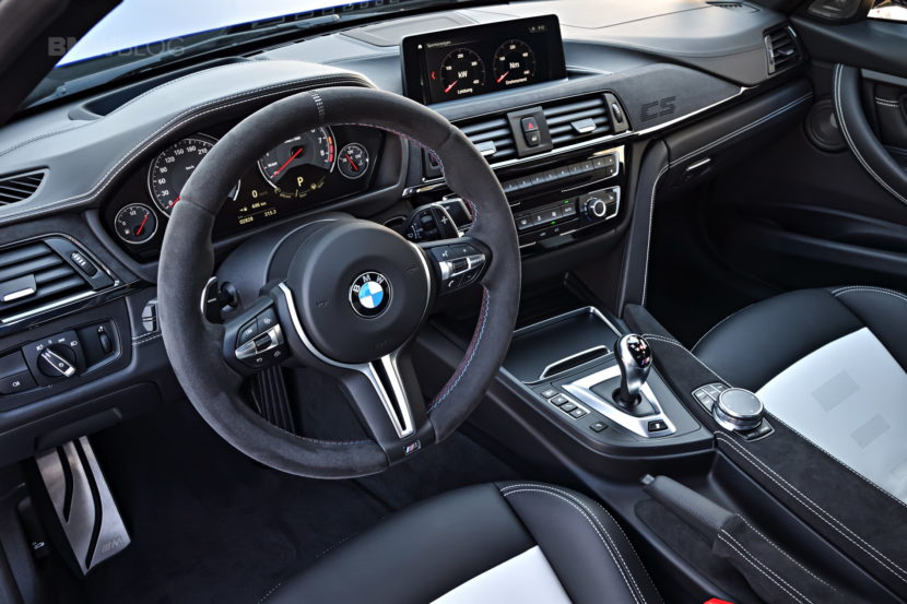 BMW M3 CS test drive review 67 830x553