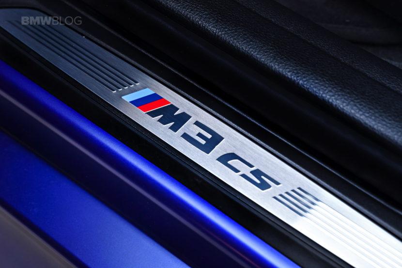BMW M3 CS test drive review 74 830x553