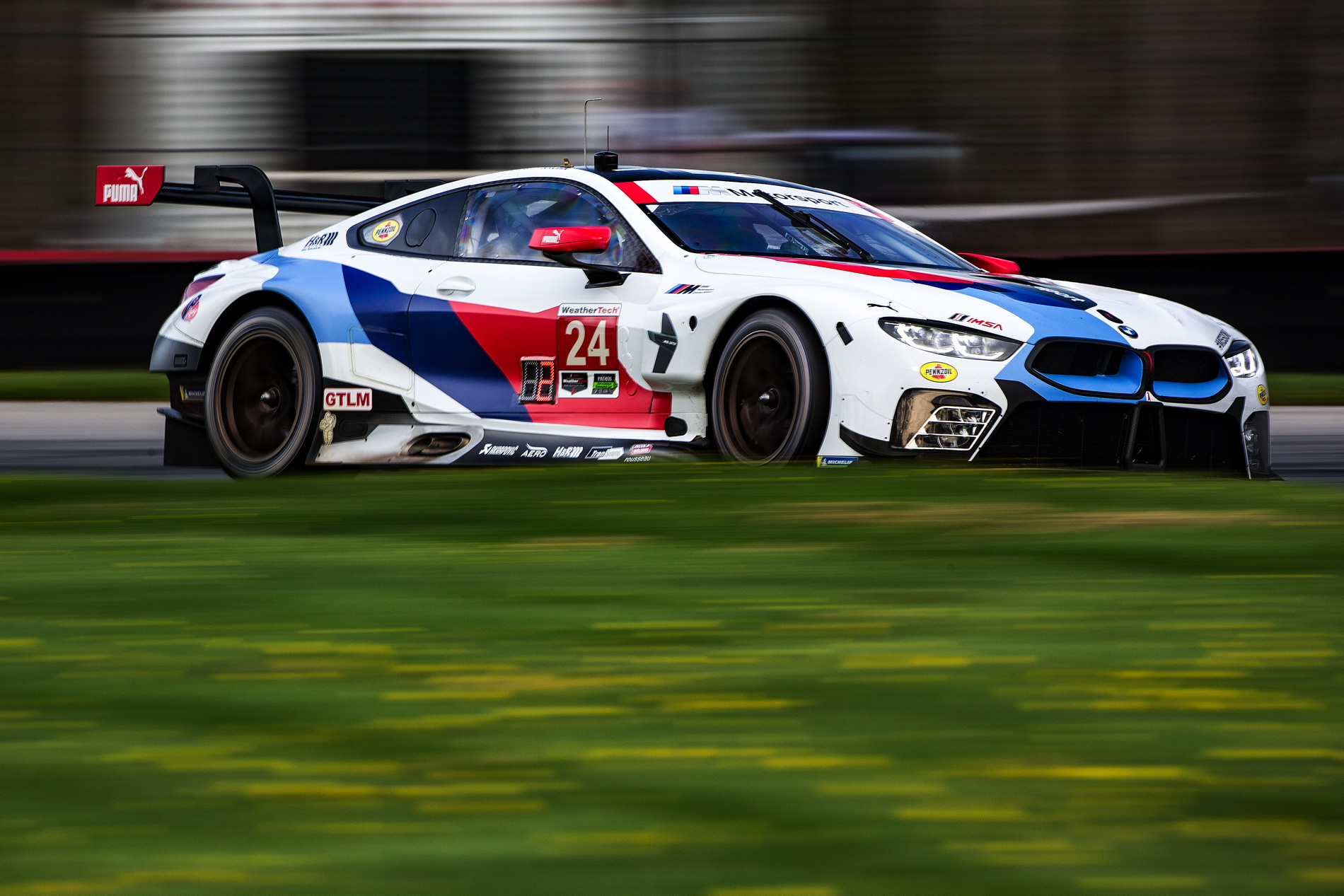 BMW M8 GTE Mid Ohio 03