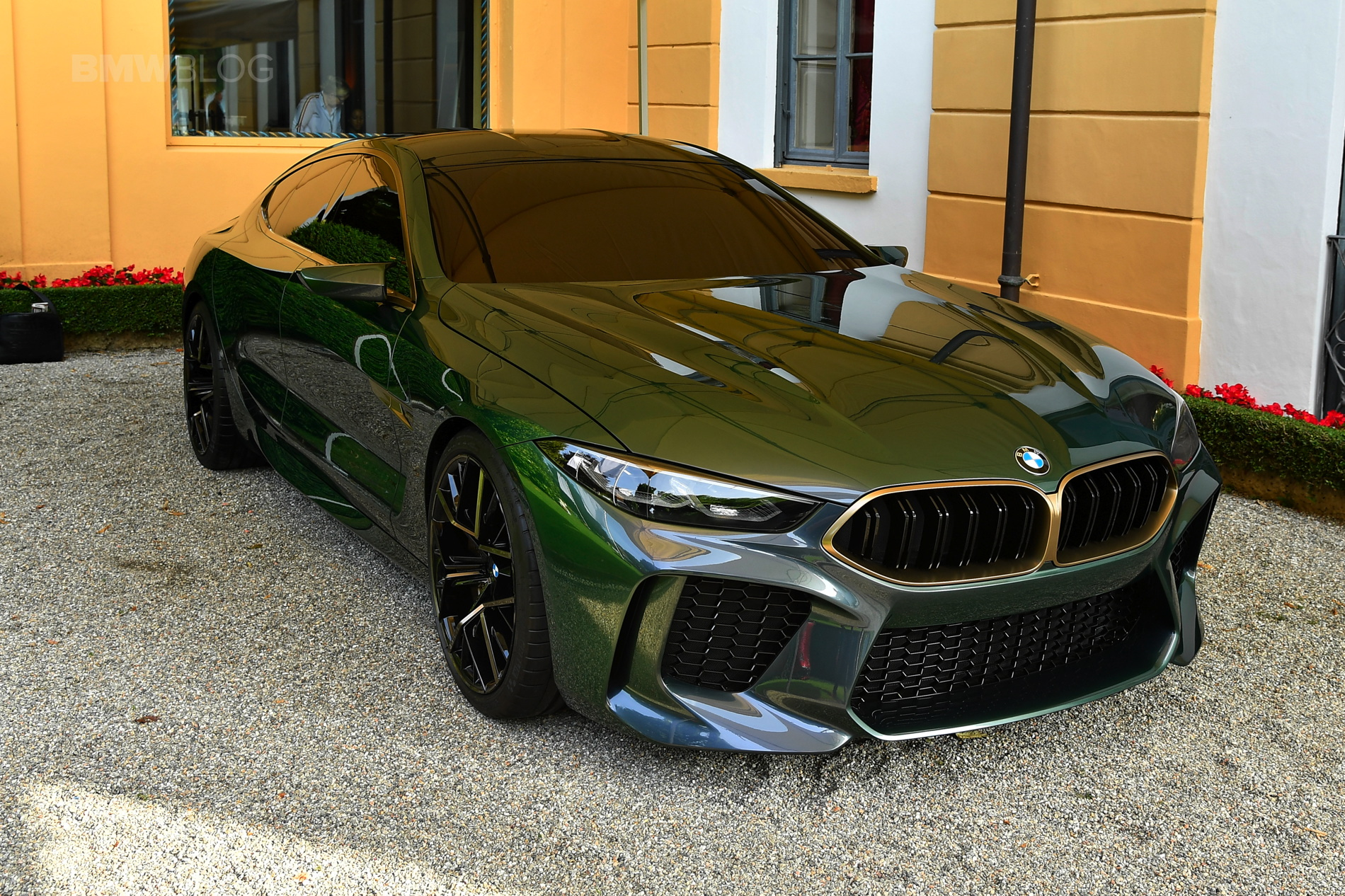 BMW M8 Gran Coupe Concept 01