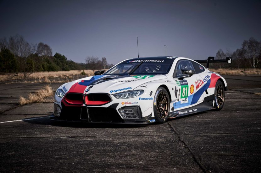 BMW Motorsport Panasonic 830x553