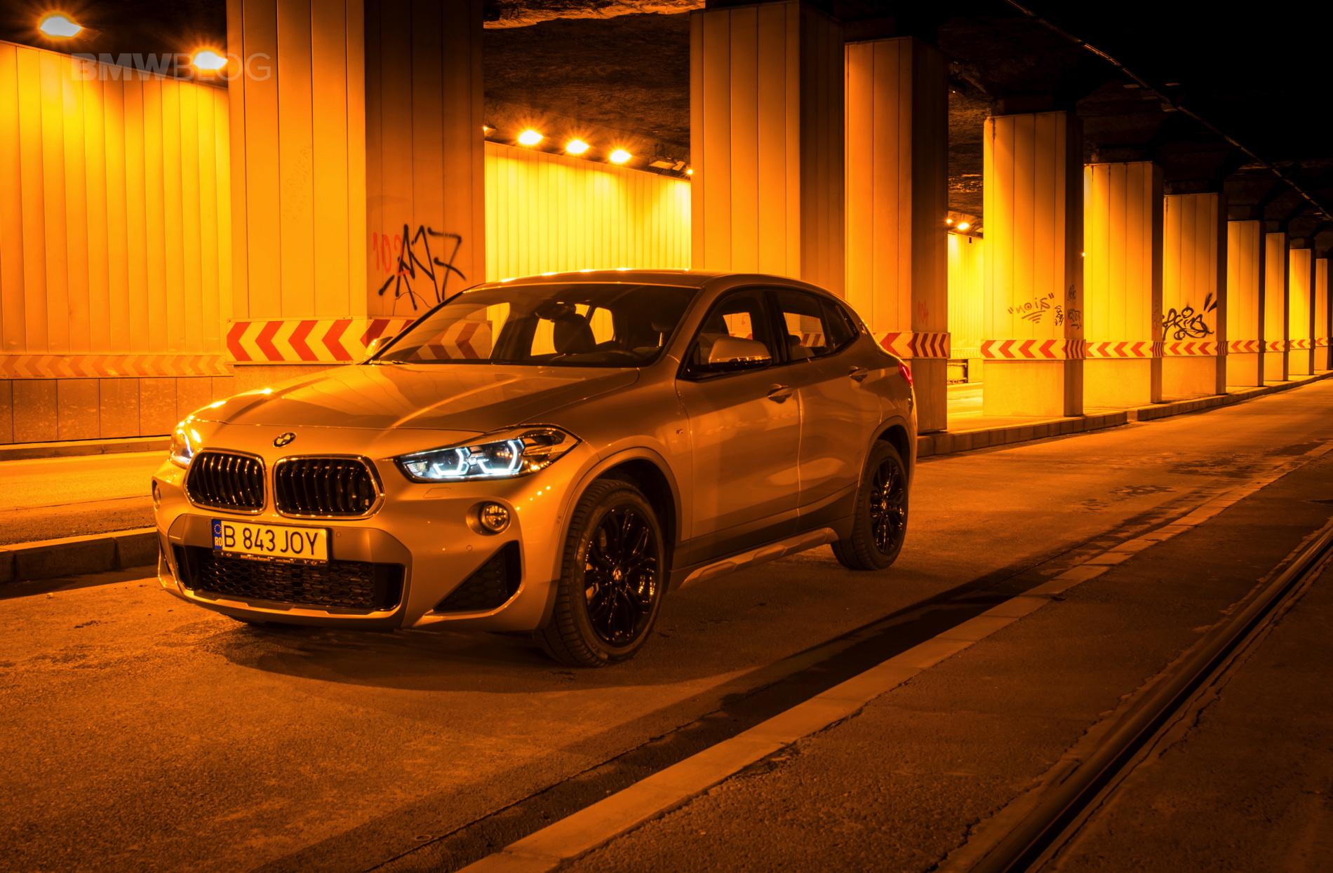 BMW X2 xDrive25d test drive 10